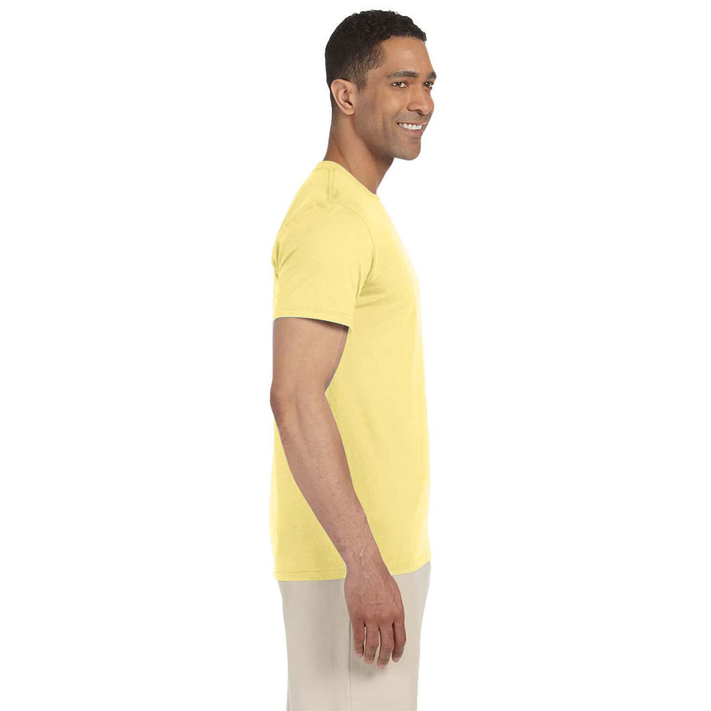 Gildan Men's Cornsilk Softstyle 4.5 oz. T-Shirt