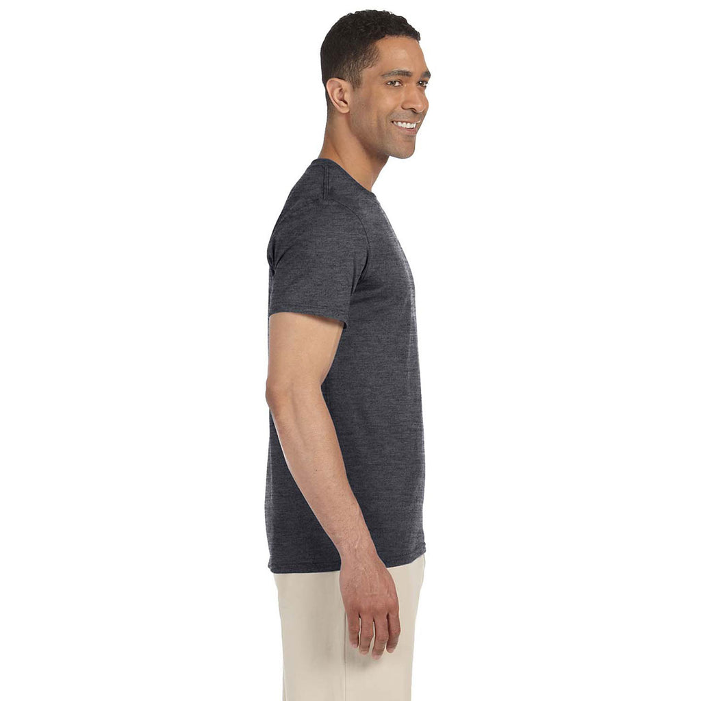 Gildan Men's Dark Heather Softstyle 4.5 oz. T-Shirt