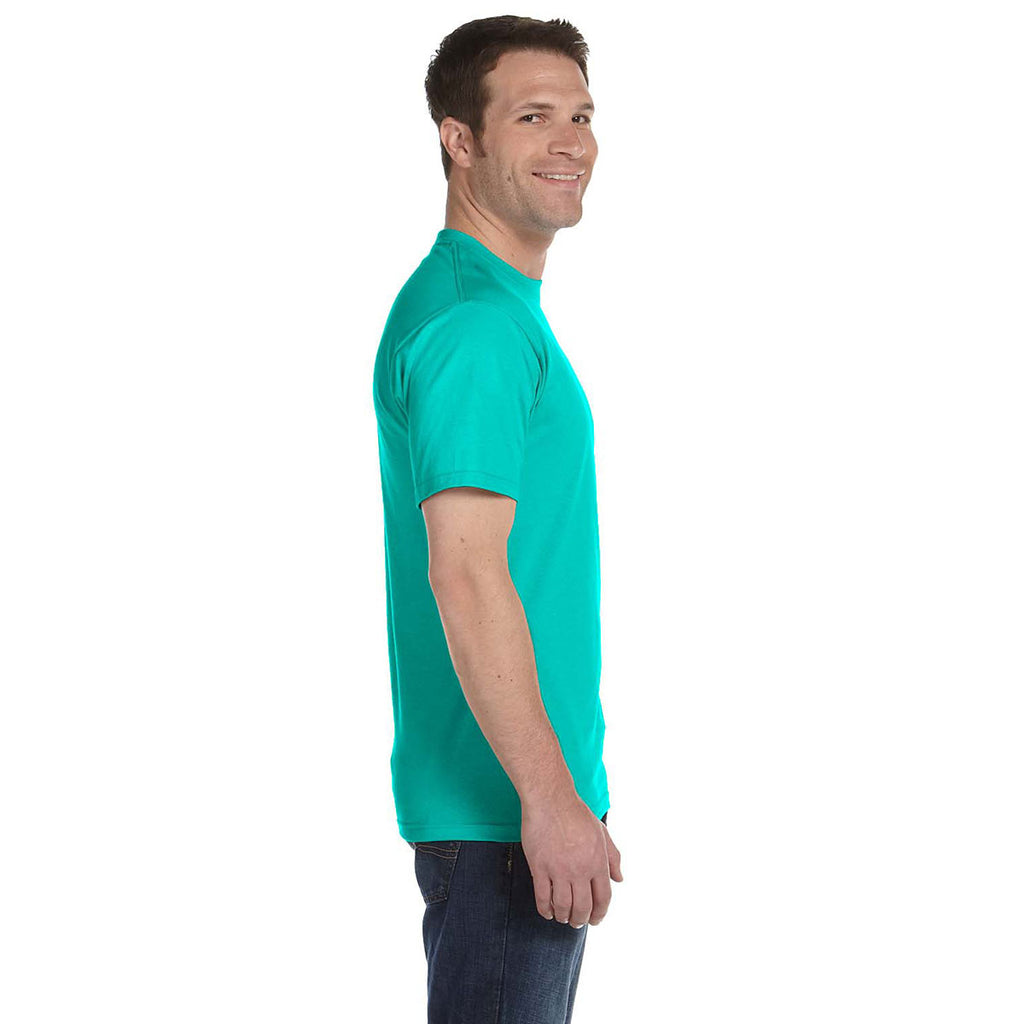 Gildan Men's Jade Dome 5.5 oz. 50/50 T-Shirt