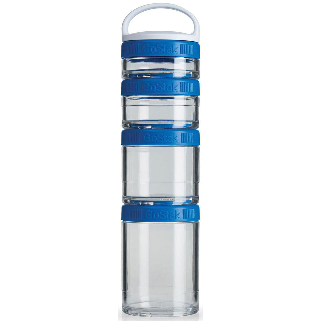 BlenderBottle Clear/Blue Gostak