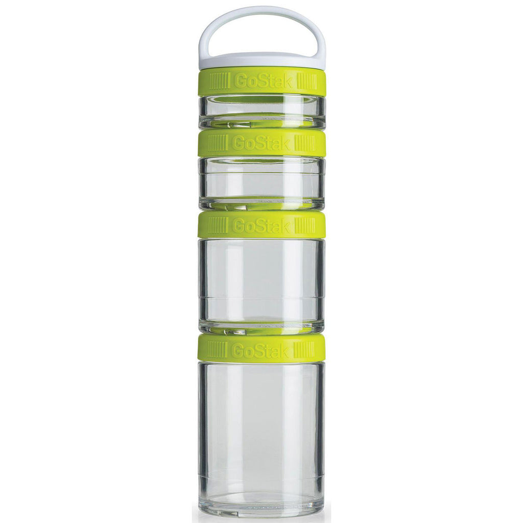 BlenderBottle Clear/Green Gostak