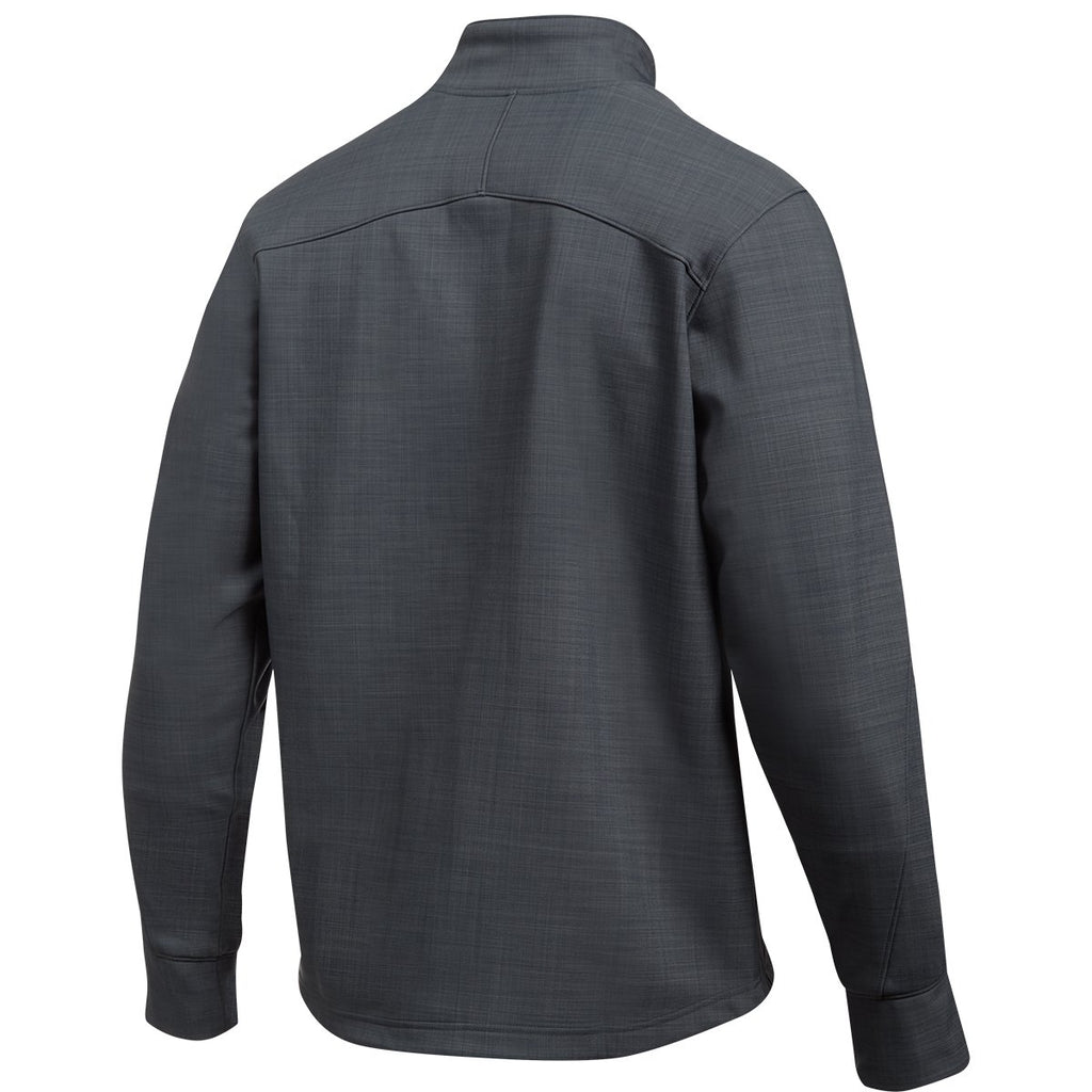 Under Armour Men's Stealth Grey Barrage Soft Shell Jacket