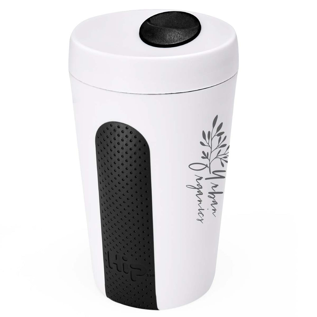 Hip Cloud Midnight 12 oz Coffee Cup