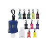 Good Value Navy Hand Sanitizer with Leash