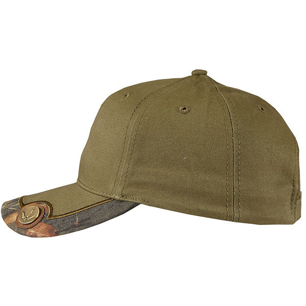 Paramount Apparel Earth Olive/Realtree Xtra Green Brushed Cotton Twill Cap