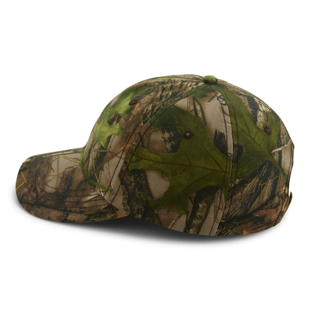 Paramount Apparel True Timber Htc Green Unstructured Camo Fabric Cap