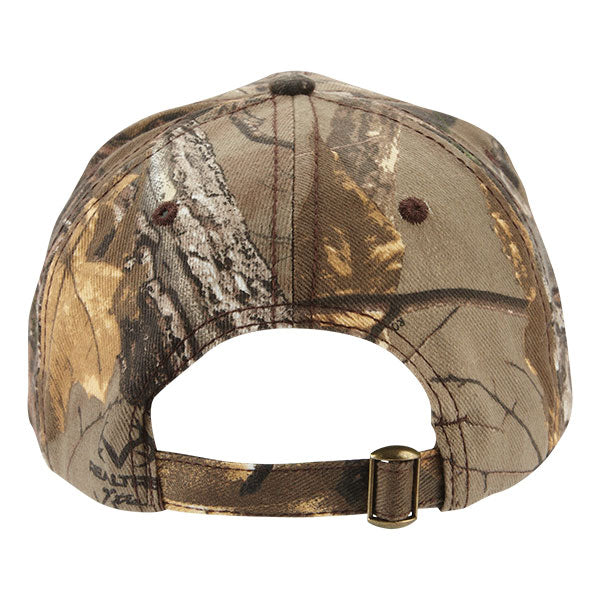 Paramount Apparel Realtree Xtra Brown Camo Fabric Self-Fabric with Buckle Cap