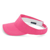 Paramount Apparel Hot Pink Performance Visor