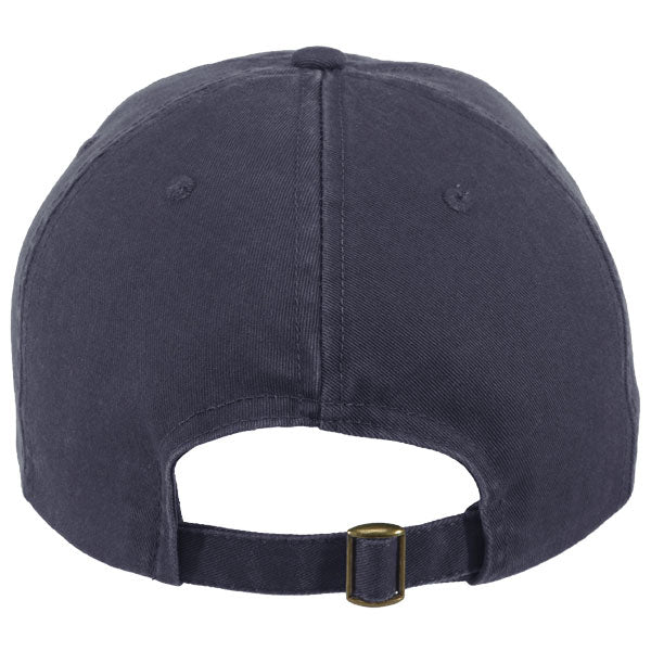 Paramount Apparel Medium Navy Caps 101 Garment Wash Cap