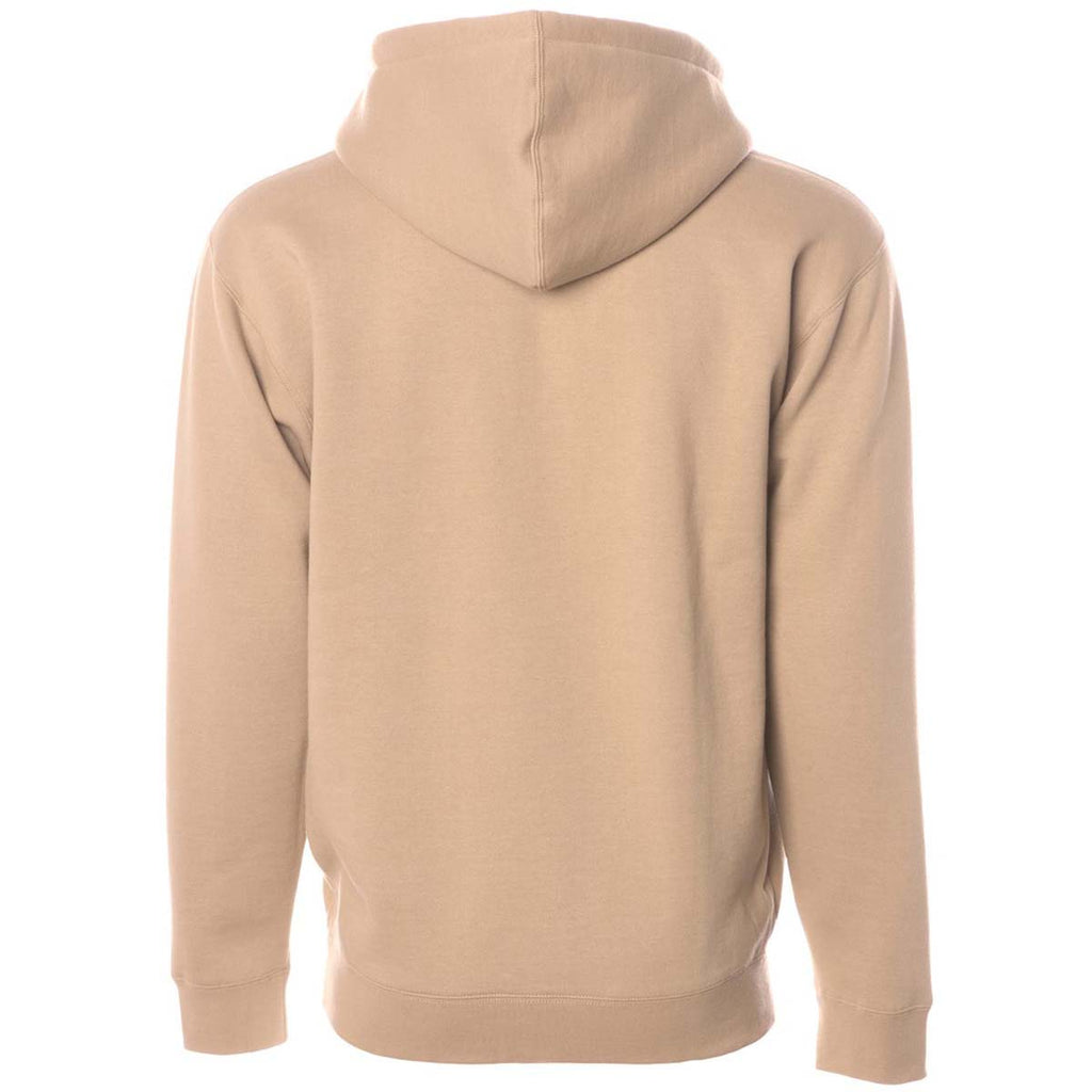 Hooded Full-Zip Sweatshirt IND4000Z Independent Trading Co
