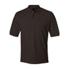 izod-brown-pique-polo