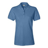 izod-womens-royal-blue-pique-polo