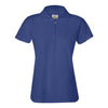 izod-womens-blue-poly-polo