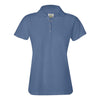 izod-womens-light-blue-poly-polo