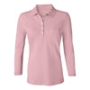 izod-womens-pink-stretch-polo