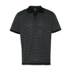 izod-black-stripe-polo
