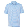 izod-light-blue-stripe-polo