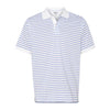 izod-white-stripe-polo