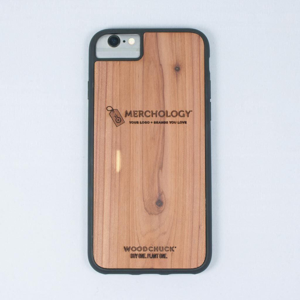 Woodchuck USA Mahogany iPhone 7 Case