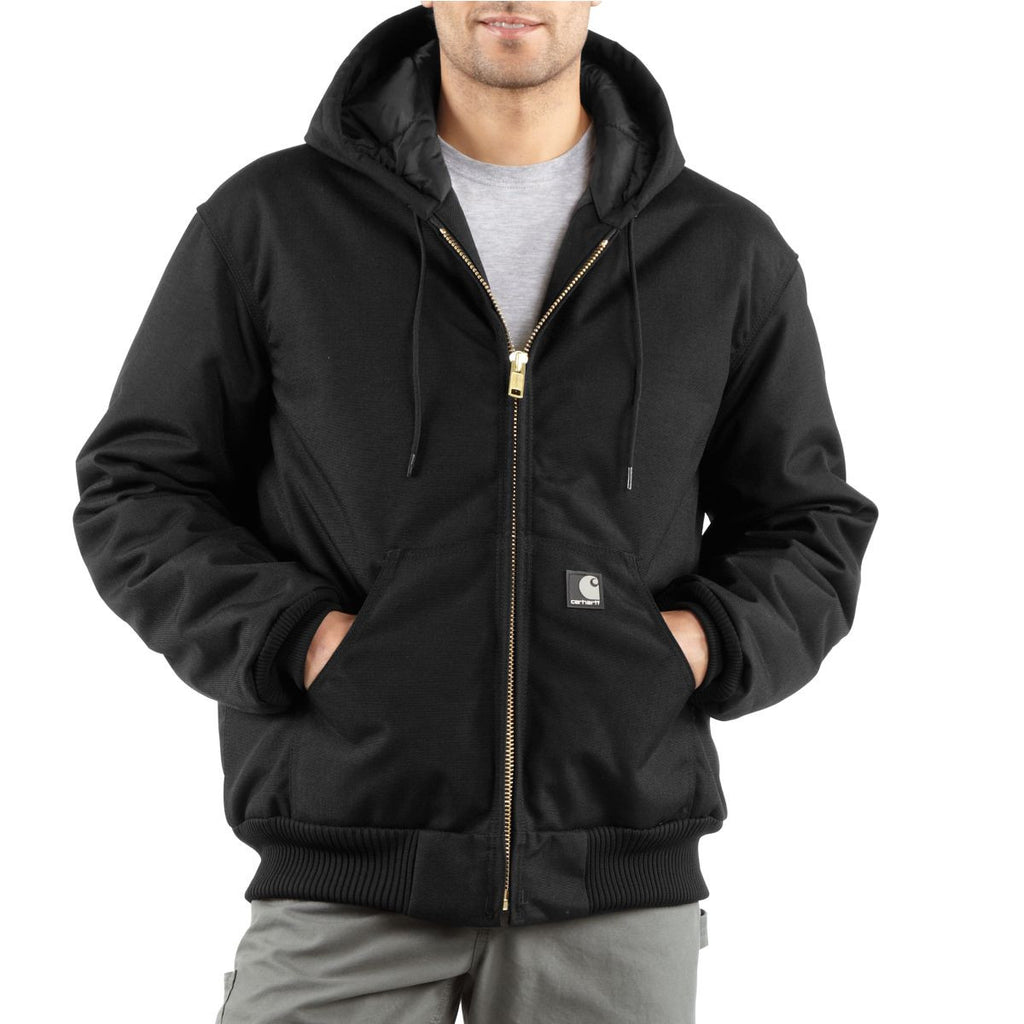 Carhartt Men's Black Yukon Active Jacket