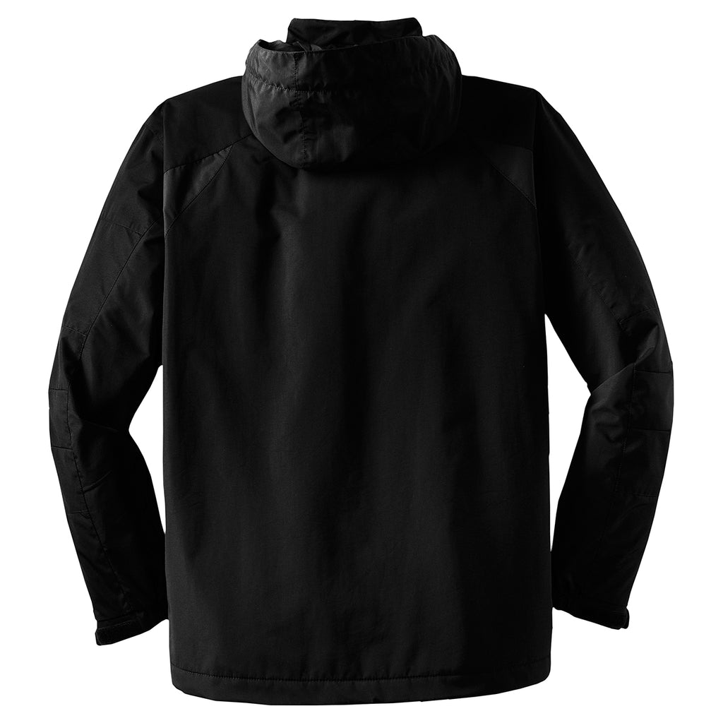 Port Authority Men's Black All Season II Jacket