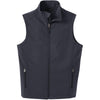 port-authority-grey-softshell-vest