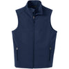 port-authority-navy-softshell-vest
