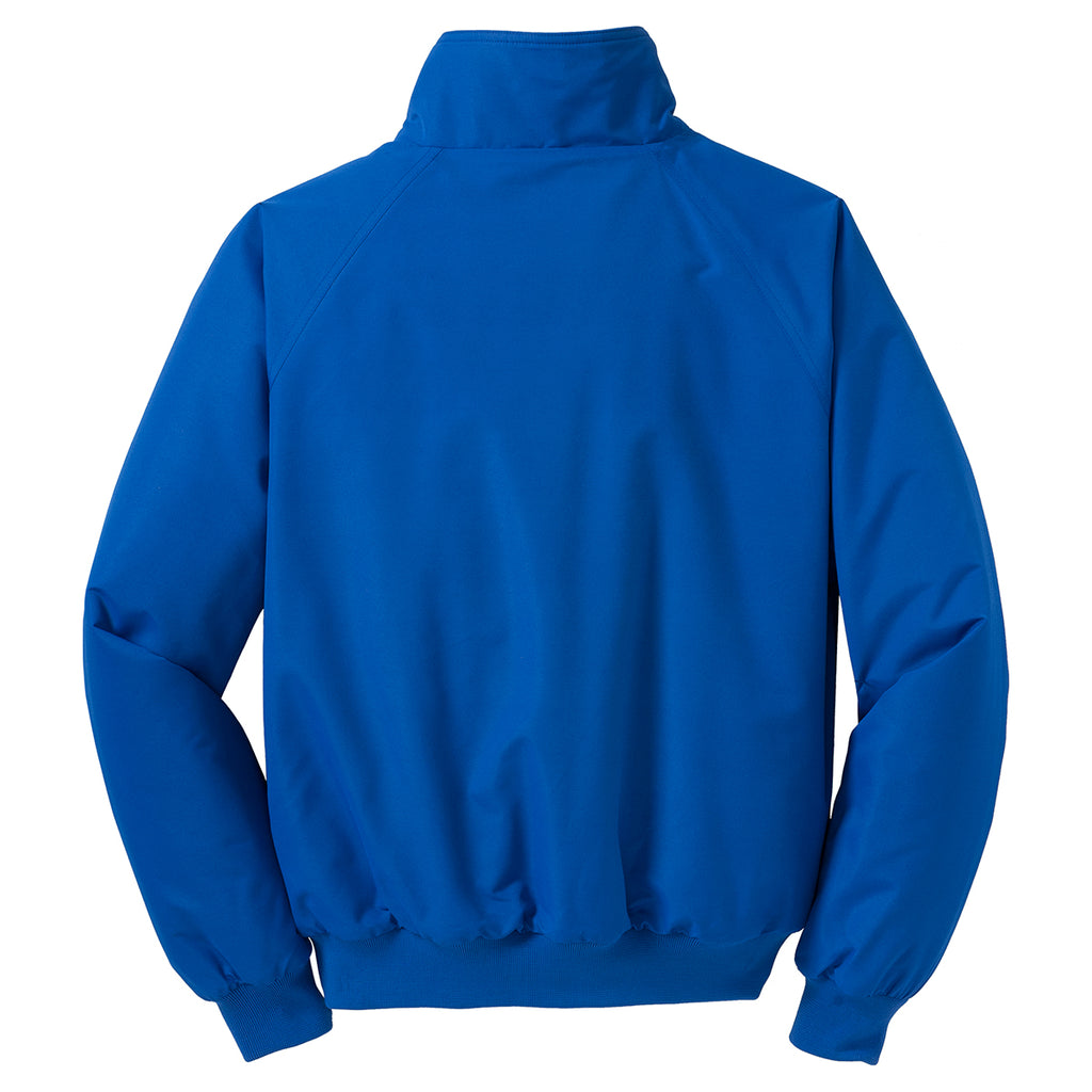Port Authority Men's True Royal Charger Jacket