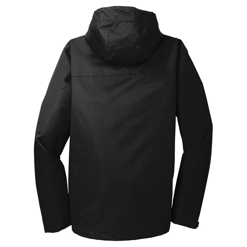 Port Authority Men's Black All-Conditions Jacket