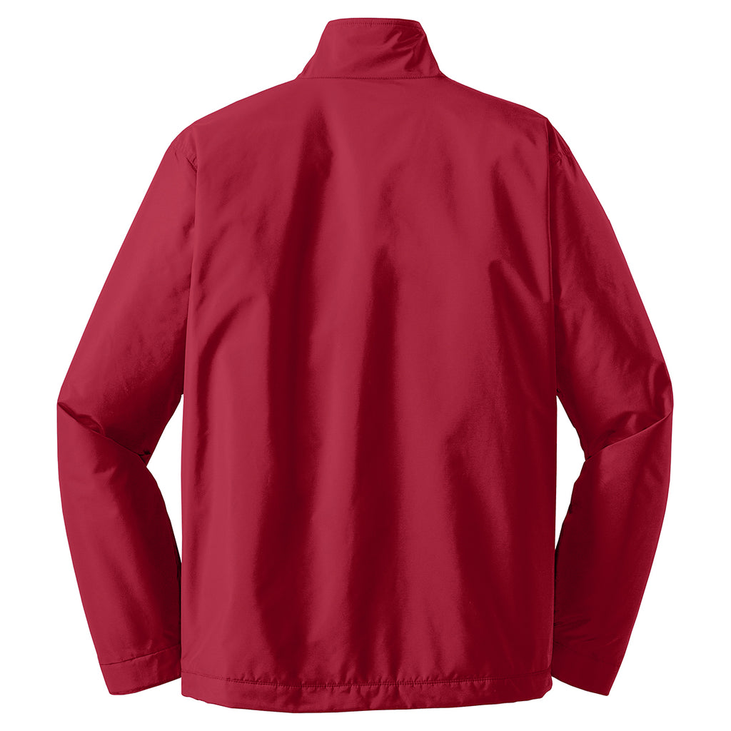Port Authority Men's True Red/True Black Challenger II Jacket