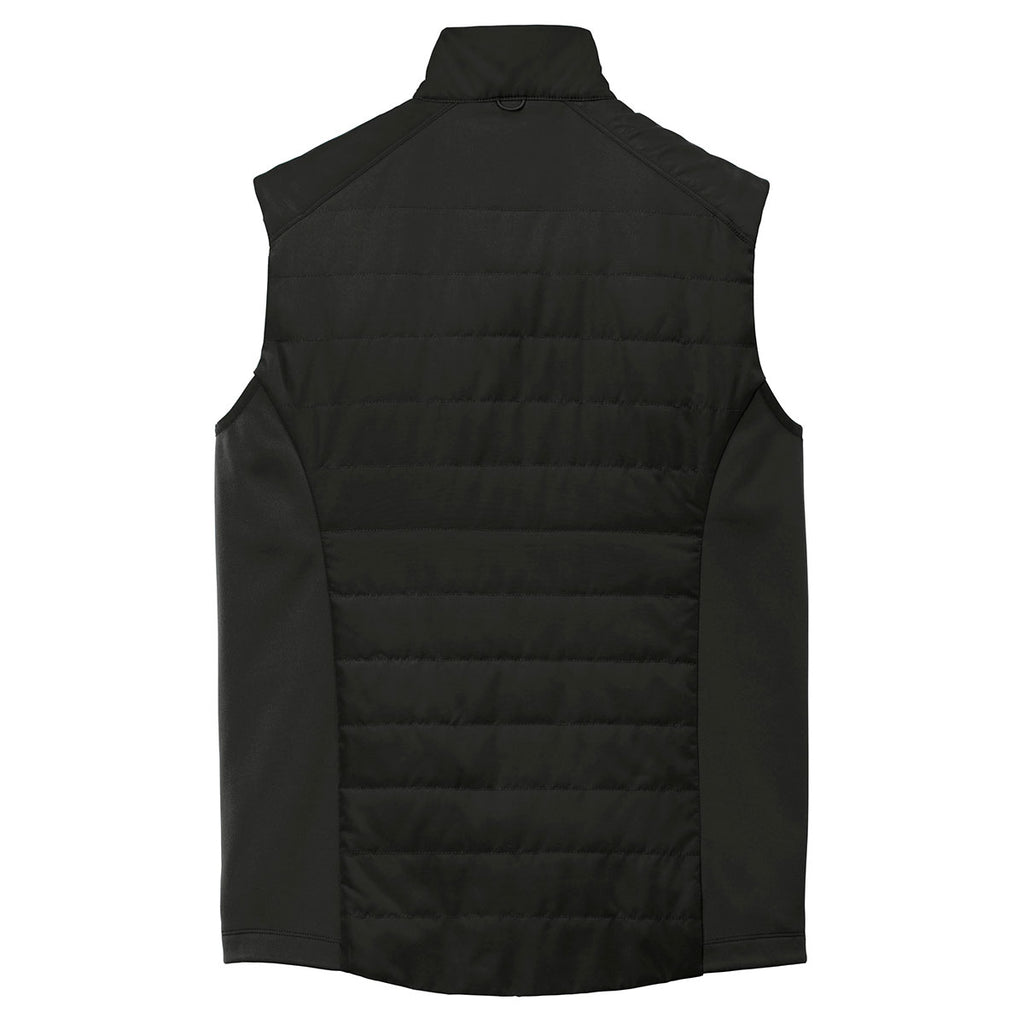 Port Authority Men's Deep Black Collective Insulated Vest