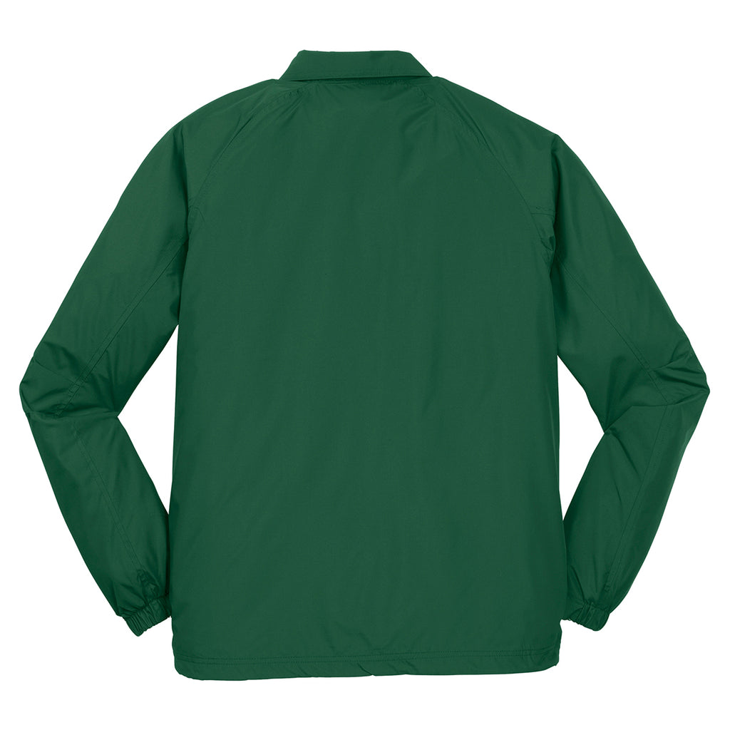 Sport-Tek Men's Forest Green Sideline Jacket