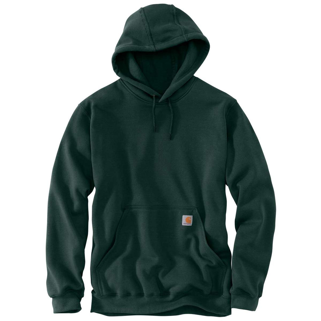 010f9b2f8 Carhartt Men's Tall Canopy Green Midweight Hooded Sweatshirt. ADD YOUR LOGO