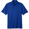 port-authority-blue-tech-polo