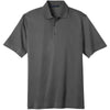 port-authority-grey-tech-polo