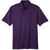 port-authority-purple-tech-polo