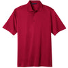 port-authority-red-tech-polo