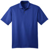 port-authority-blue-jacquard-polo