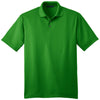 port-authority-green-jacquard-polo