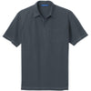 port-authority-grey-pocket-polo