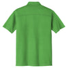 Port Authority Men's Vine Green Modern Stain Resistant Pocket Polo