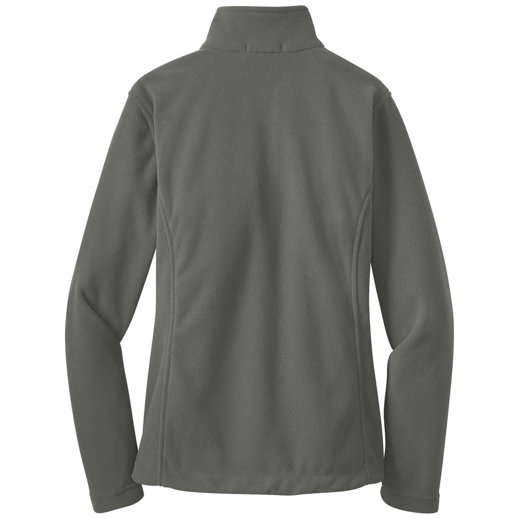Port Authority Women's Deep Smoke Value Fleece Jacket