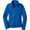port-authority-women-blue-value-fleece