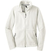 port-authority-women-white-value-fleece