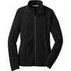 port-authority-women-black-microfleece