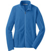 port-authority-women-blue-microfleece