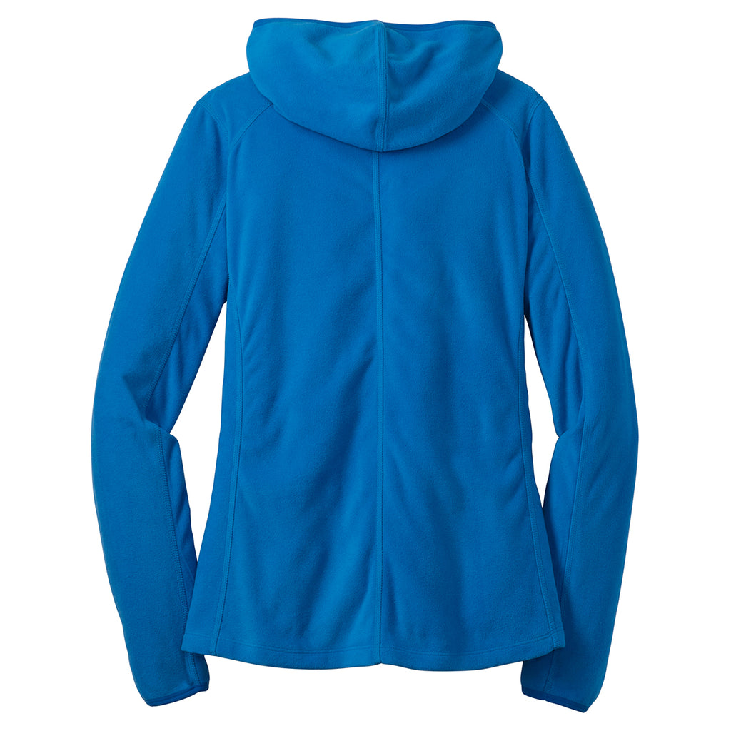 Port Authority Women's Light Royal Microfleece Hoodie