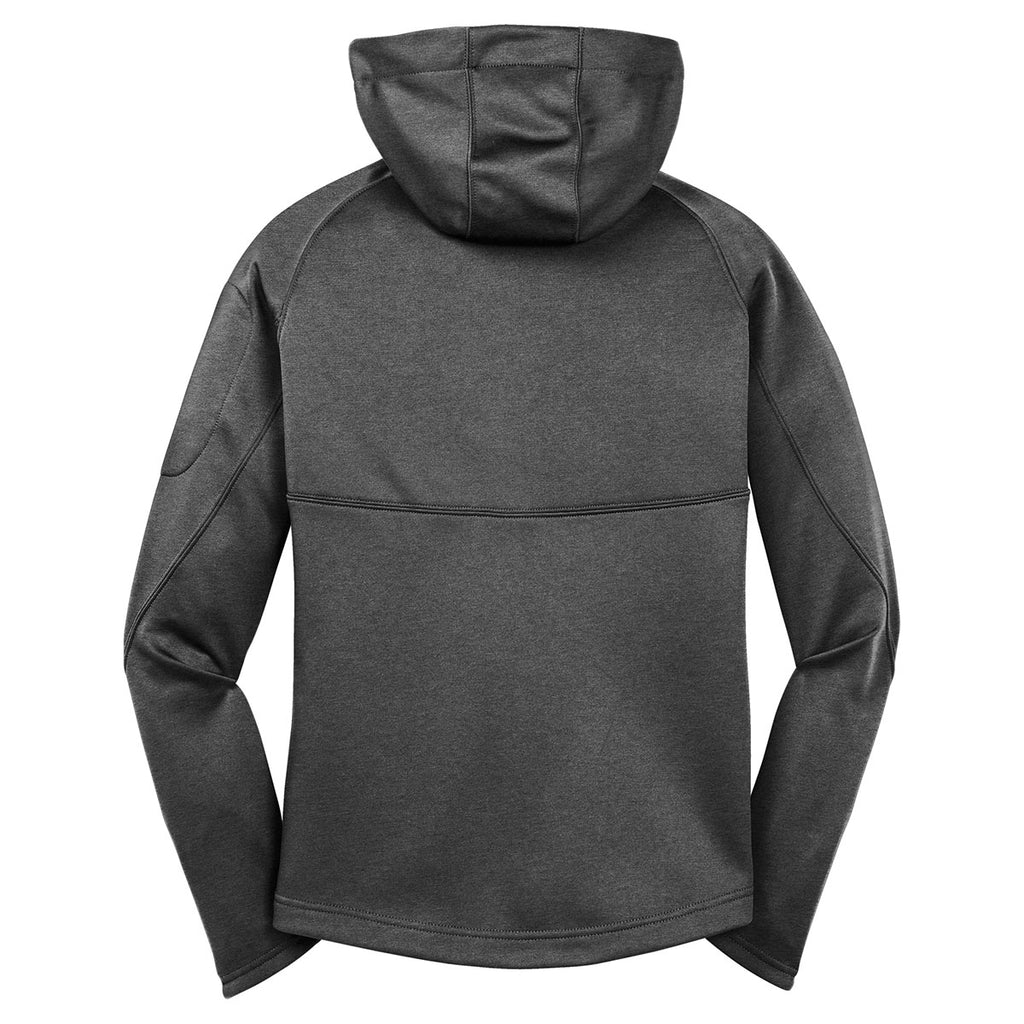 Sport Tek Women S Graphite Heather Tech Fleece Full Zip Hooded Jacket Jackets, tanks, jerseys, shorts, wind shirts, and hoodies in small to 6xl sizes. merchology