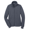 port-authority-womens-grey-fleece