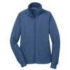 port-authority-womens-blue-fleece